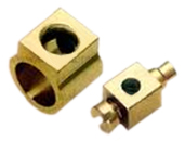 brass electrical connectors in India