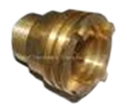brass pipe inserts supplier